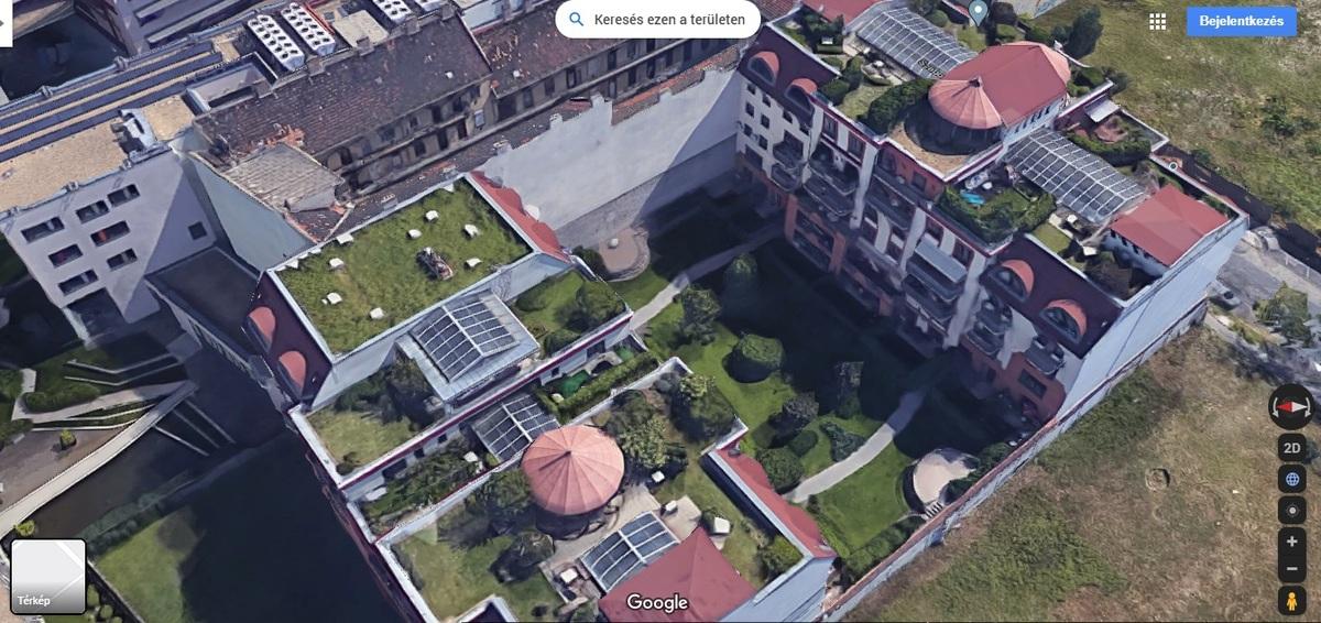 XIII., Szabolcs utca, Forrás: Google Maps