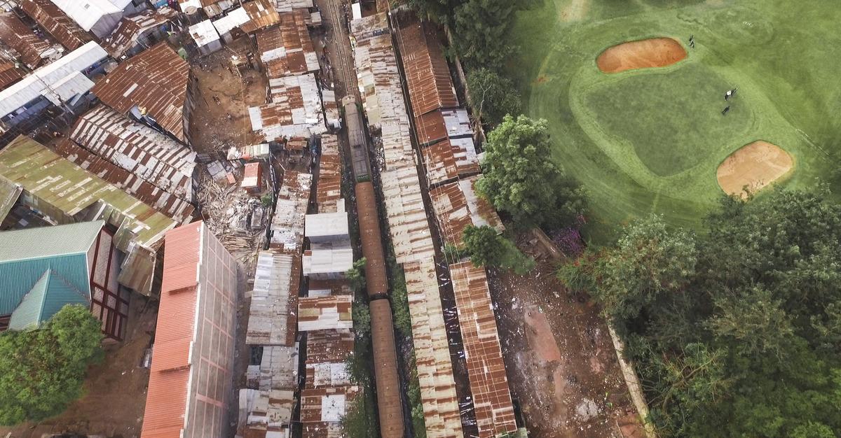 The Royal Nairobi Golf Club, Kenya