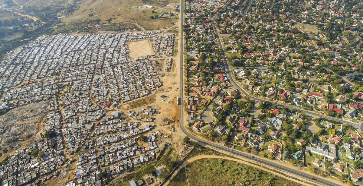 Kya Sands negyed, Johannesburg, Dél-afrikai Köztársaság
