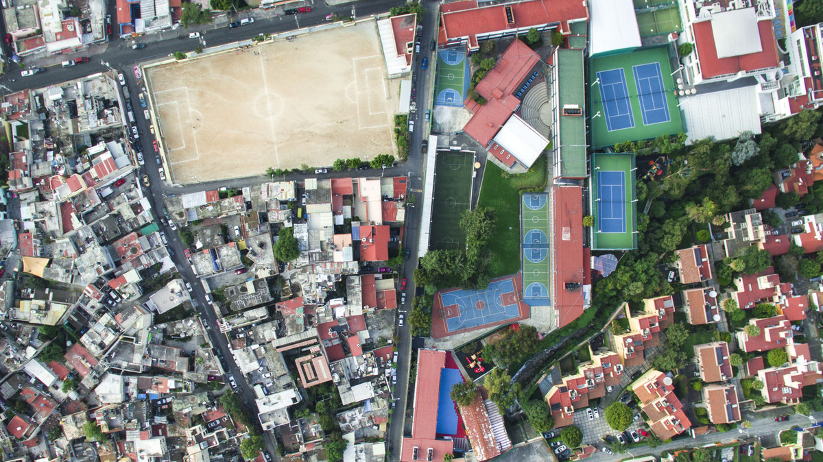 La Malinche sportpályái, Mexikóváros