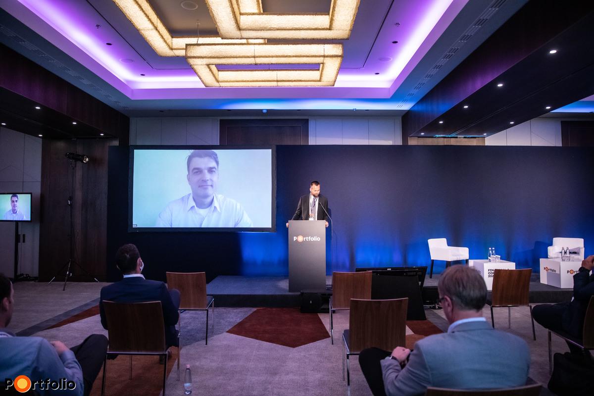 Mácz Ákos (szakmai vezető, Digitális Jólét Program, 5G Koalíció): Magyarország és az 5G