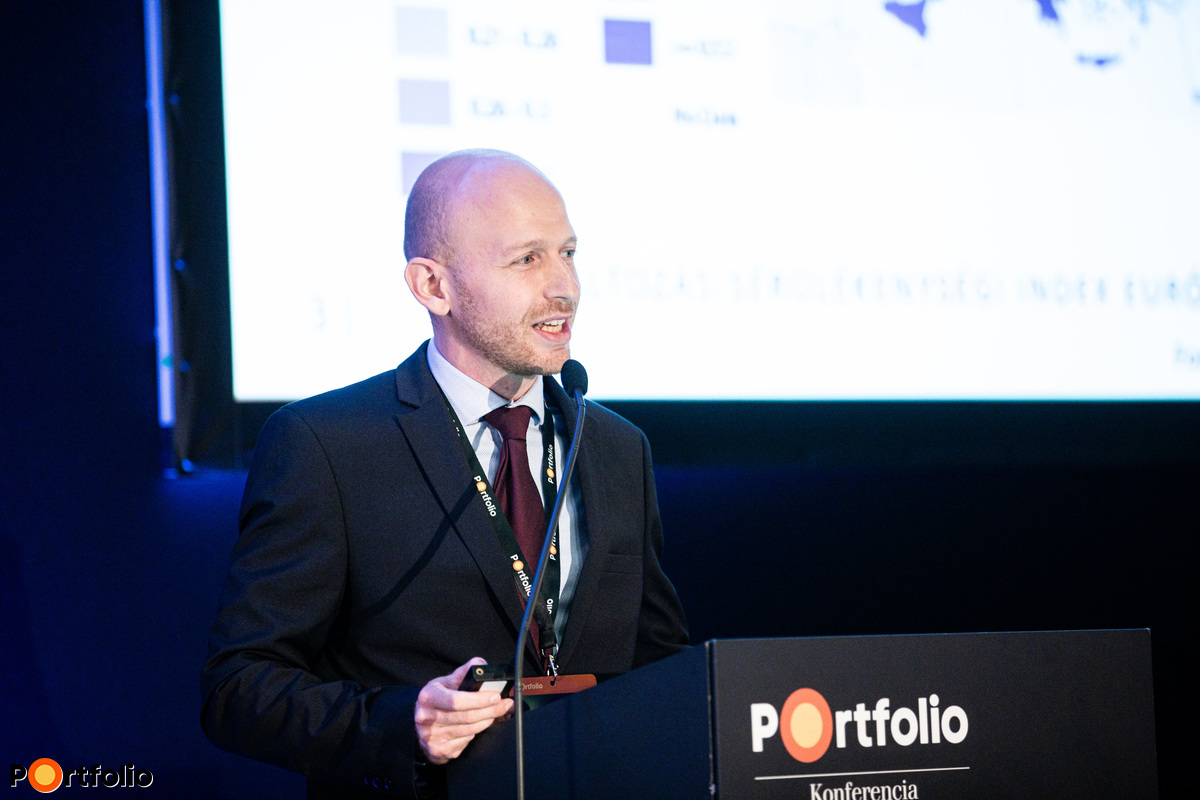 Gyura Gábor (főosztályvezető, Fenntartható Pénzügyek Főosztály, MNB): A hosszú táv nyertesei – Az ESG és a zöld kötvények