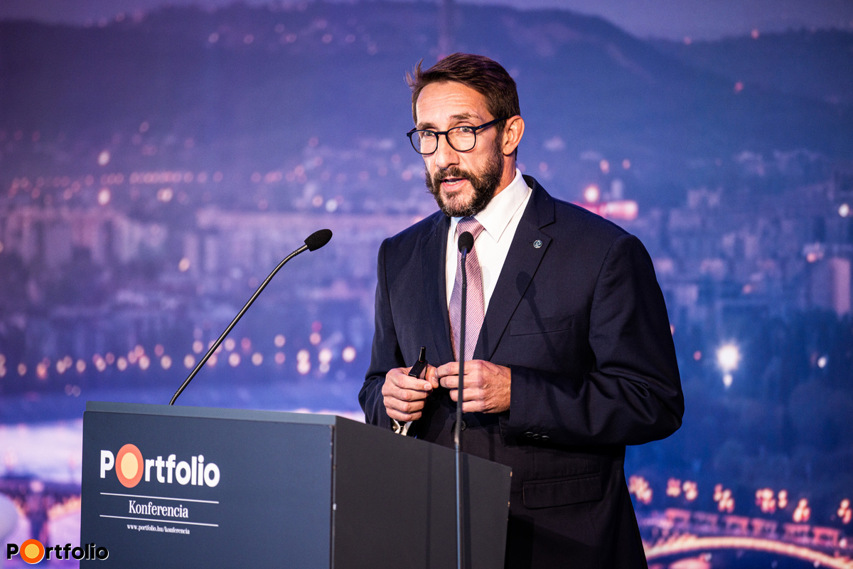Dr. Kókai-Nagy Ákos (ügyvezető igazgató, elnök, Biogen, AIPM): Az innováció gyógyító ereje