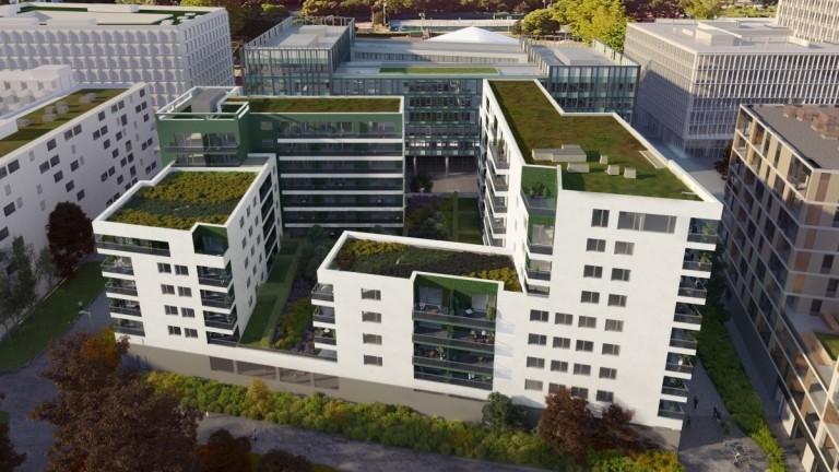 Property Market - BudaPart (lakó)