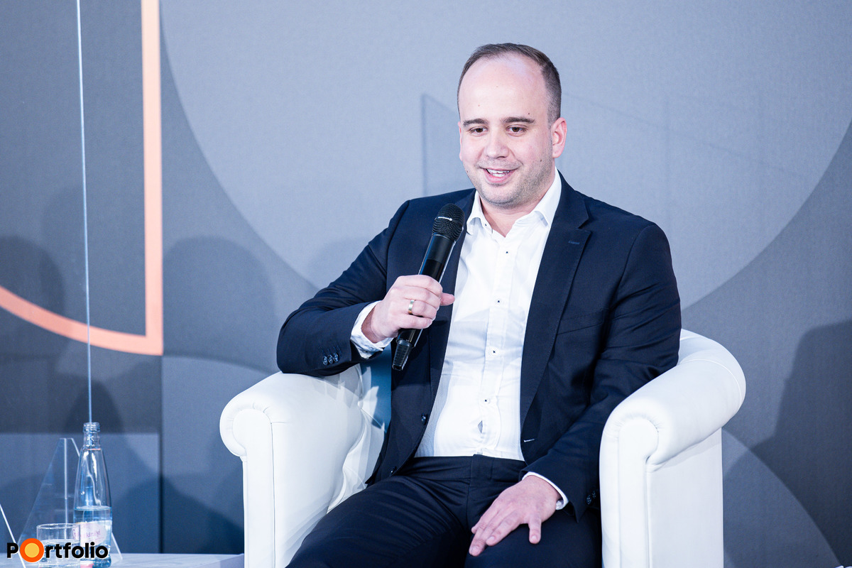 Pap Iván (üzletfejlesztési vezető, Diófa Alapkezelő)