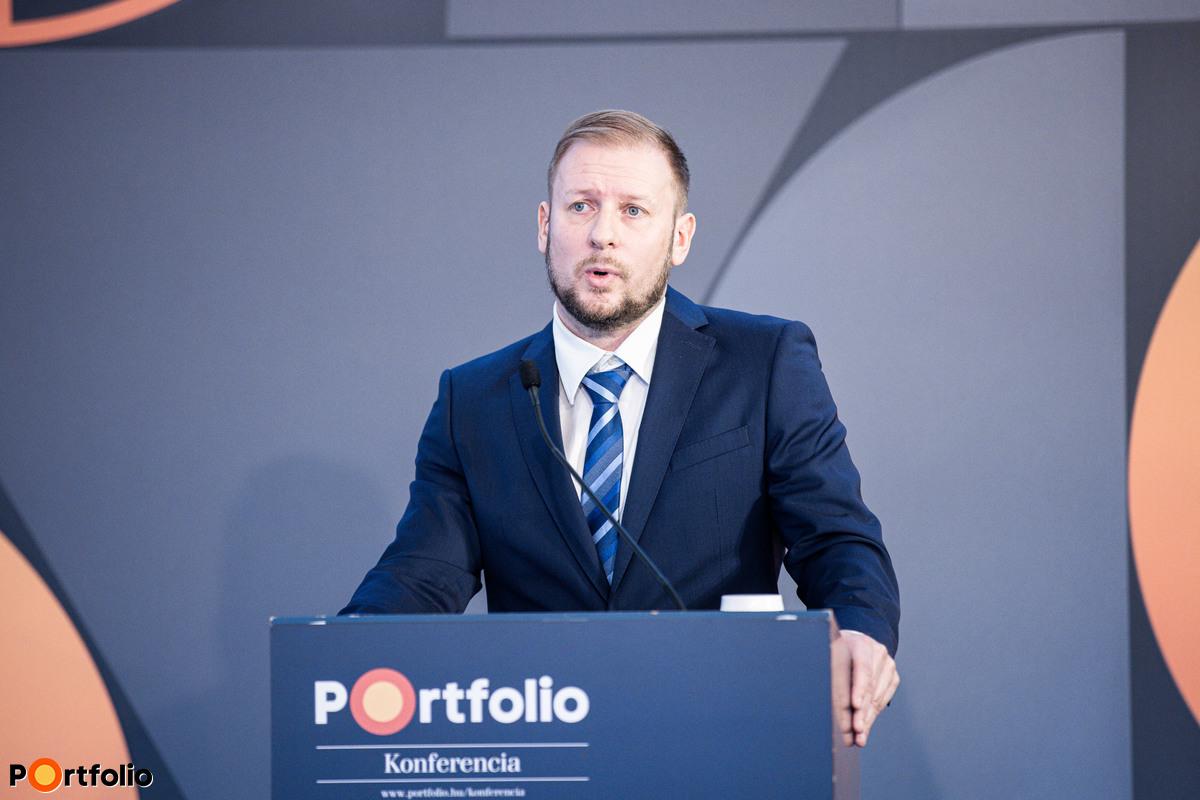Kiss András (marketing és értékesítési igazgató, Budai Egészségközpont Kft.): A magánszolgáltatók működését meghatározó hazai megatrendek