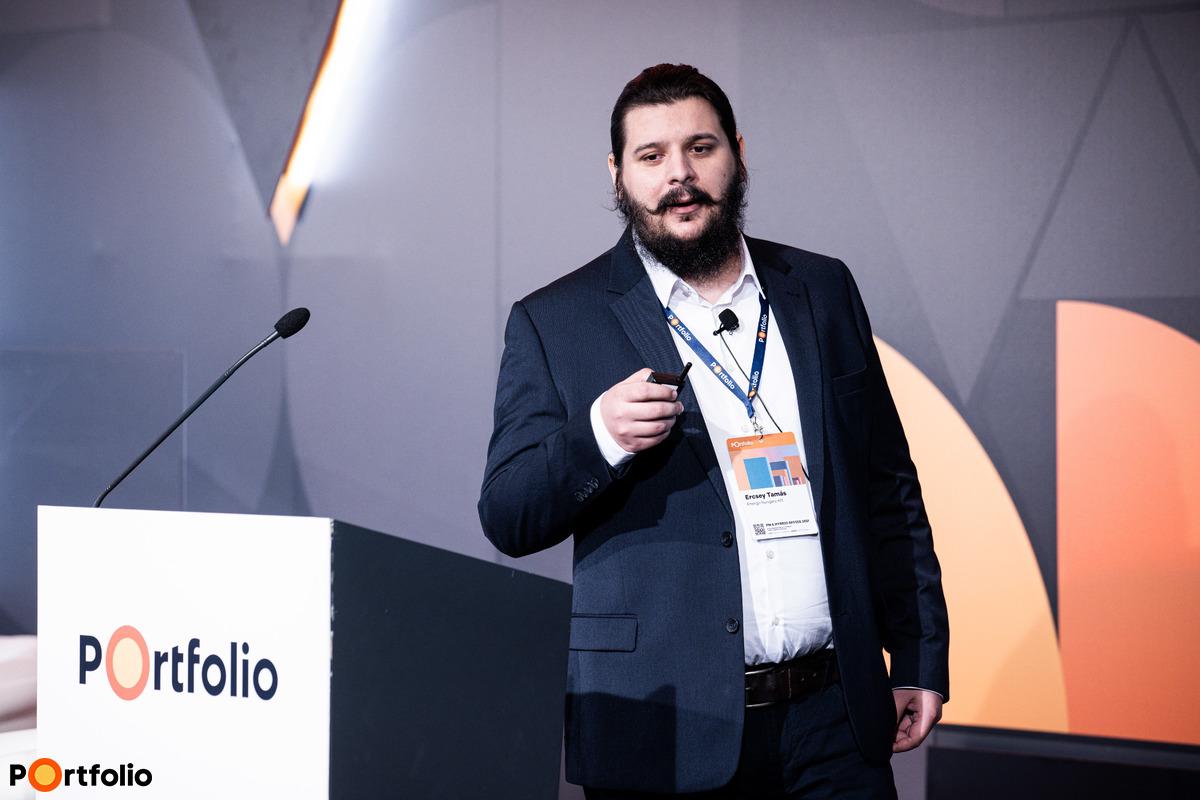 Ercsey Tamás (CEO - Head of Business development and Sales, energo hungary kft.): Fenntarthatóság a létesítmények üzemeltetésében: új technológia a láthatáron