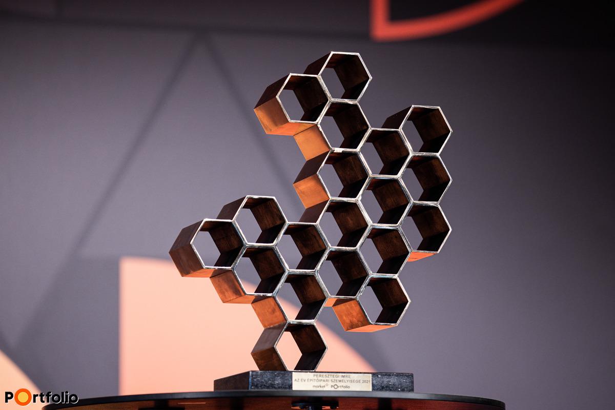 """""""Év Építőipari Személyisége"""" díj 2021-ben"""
