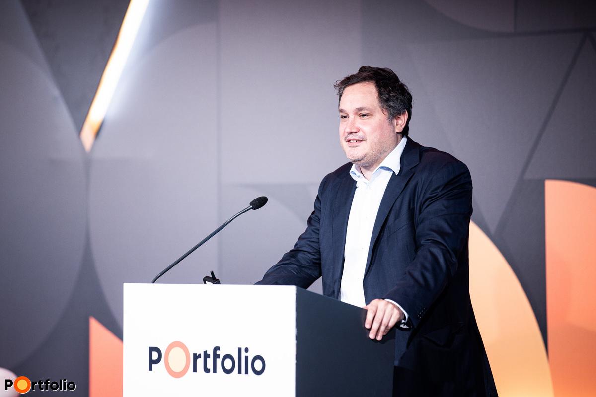 Nagy Márton (Miniszterelnöki gazdaságpolitikai főtanácsadó, Miniszterelnöki Kabinetiroda): Az építőipar és az építőanyagipar helyzete Magyarországon