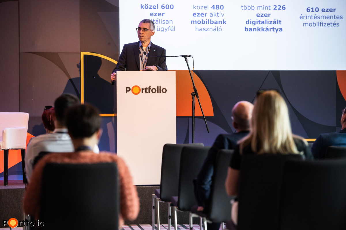 Németh Balázs (innovációs vezető, K&H Csoport): Köszönjük, covid: felgyorsult digitalizáció az értékesítésben és a hitelezésben