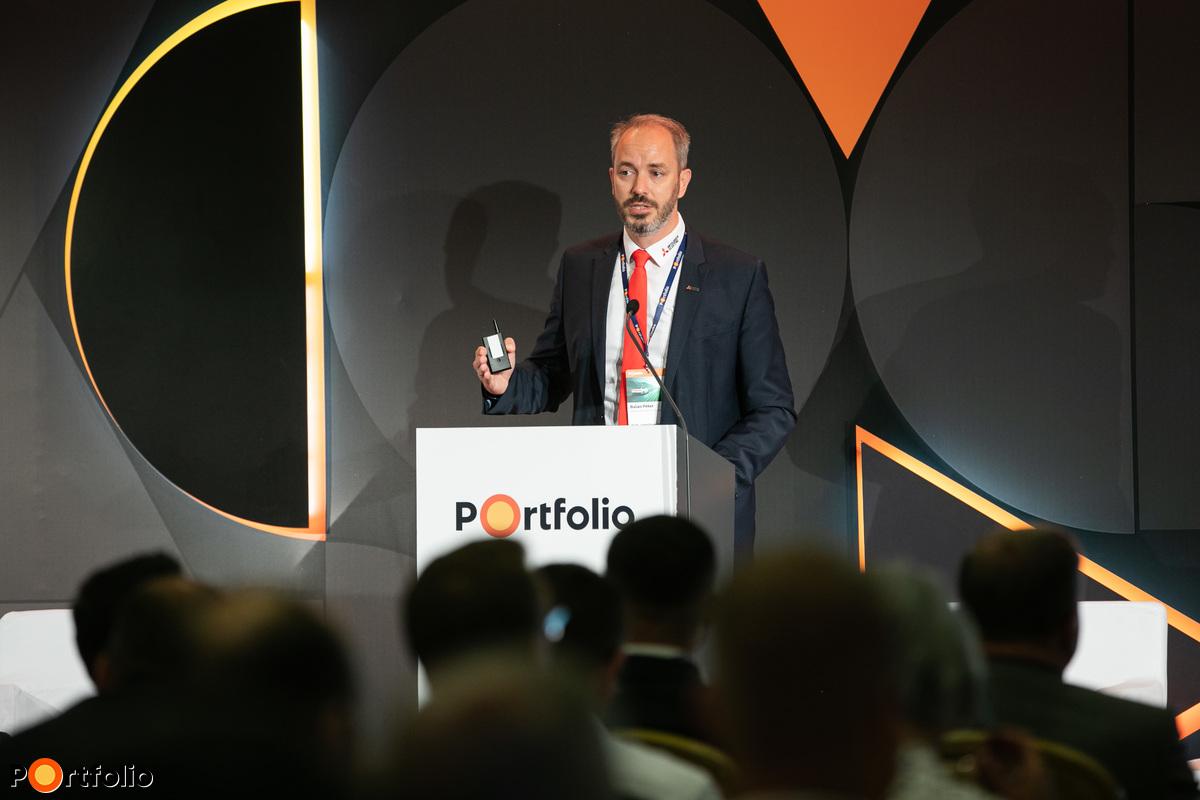 Balán Péter (branch manager, Mitsubishi Electric Europe B.V. Magyarországi Fióktelepe): Okos Gyár
