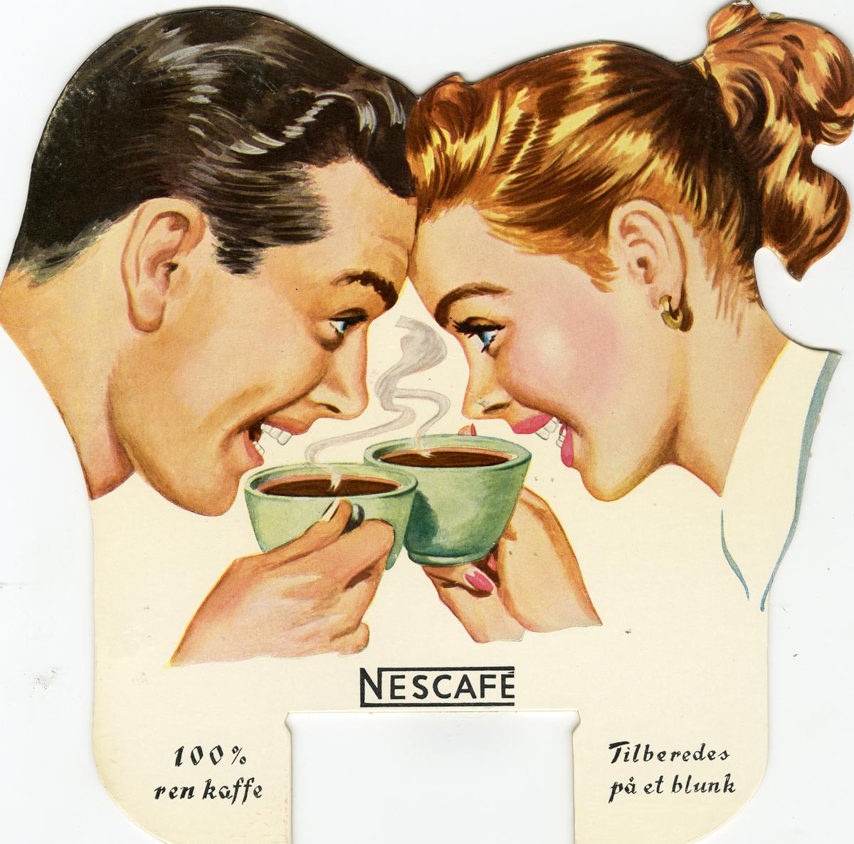 Az ikonikus NESCAFÉ  márka 1938-ban született