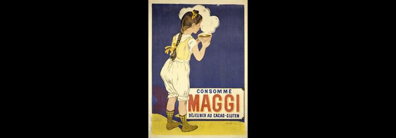 A MAGGI márkát 1912-ben jegyezték be Magyarországon