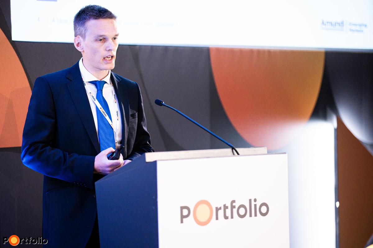 Kiss Péter (kötvény portfóliómenedzser, Amundi Alapkezelő Zrt.): Zöld kötvények, nemzetközi gyakorlatok