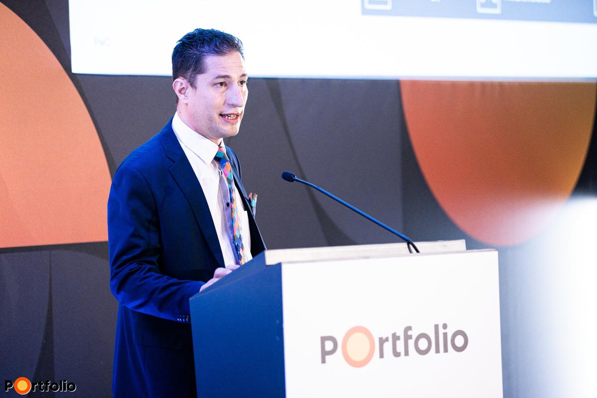 Lengyel András (Energetikai- és közműszolgáltatási tanácsadás vezetője, PwC Magyarország): A hidrogén gazdaság jelenlegi helyzete és jövője - Útmutató a korszakosnak mondható átállásban résztvevő vállalatok számára