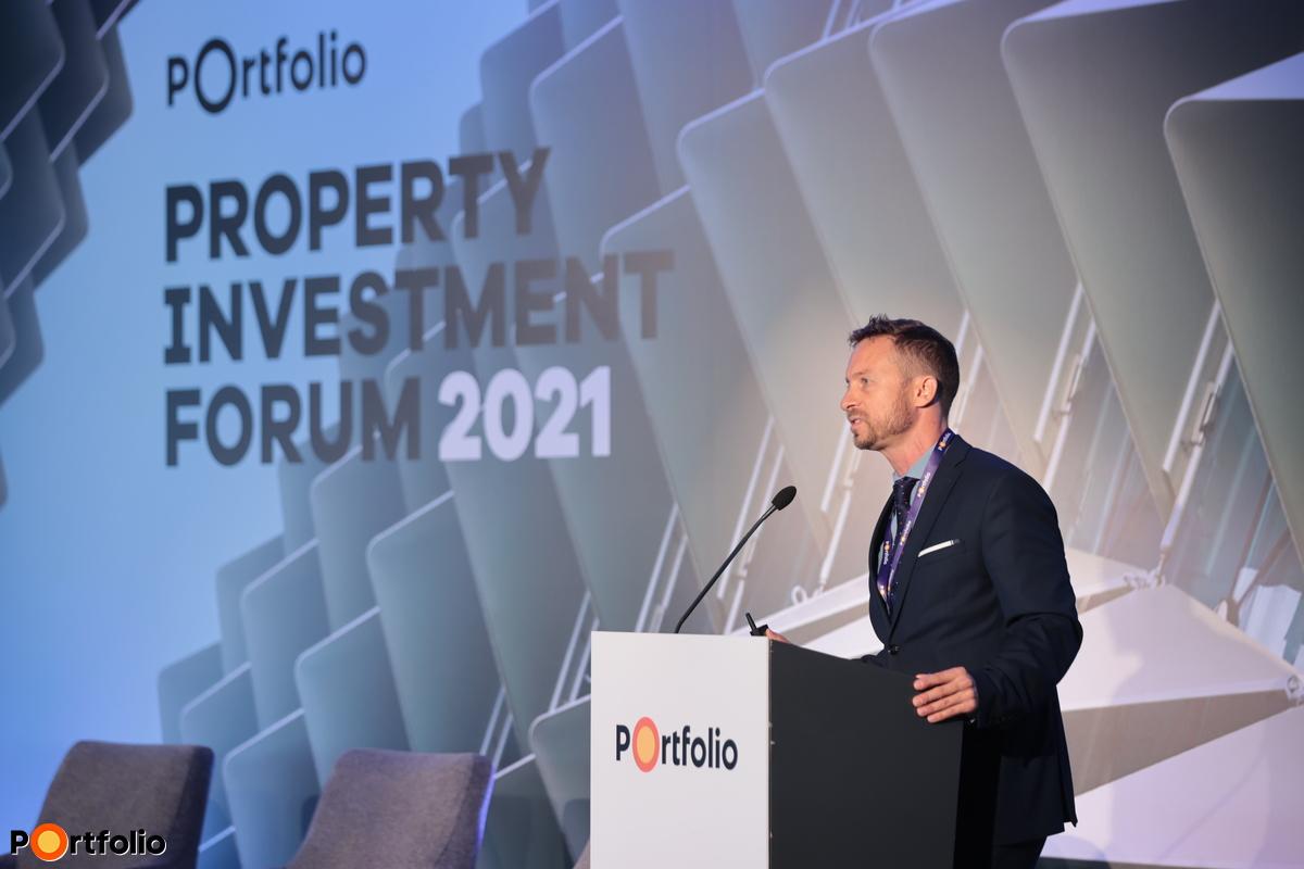 Borbély Gábor MRICS (CBRE, kutatási igazgató): Real estate as a real value - Property market in the light of Agenda 2030