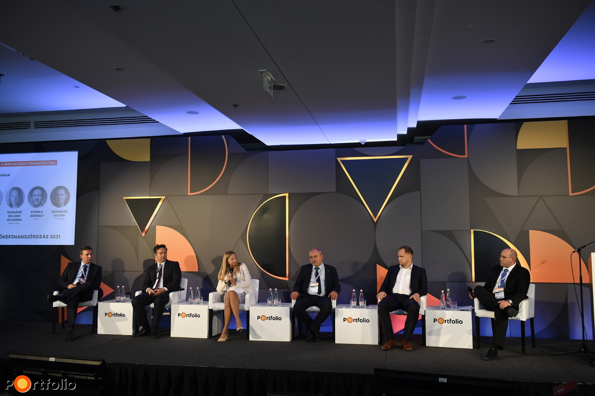 Panelbeszélgetés: Esettanulmány – Vállalatfejlesztés tőkefinanszírozással