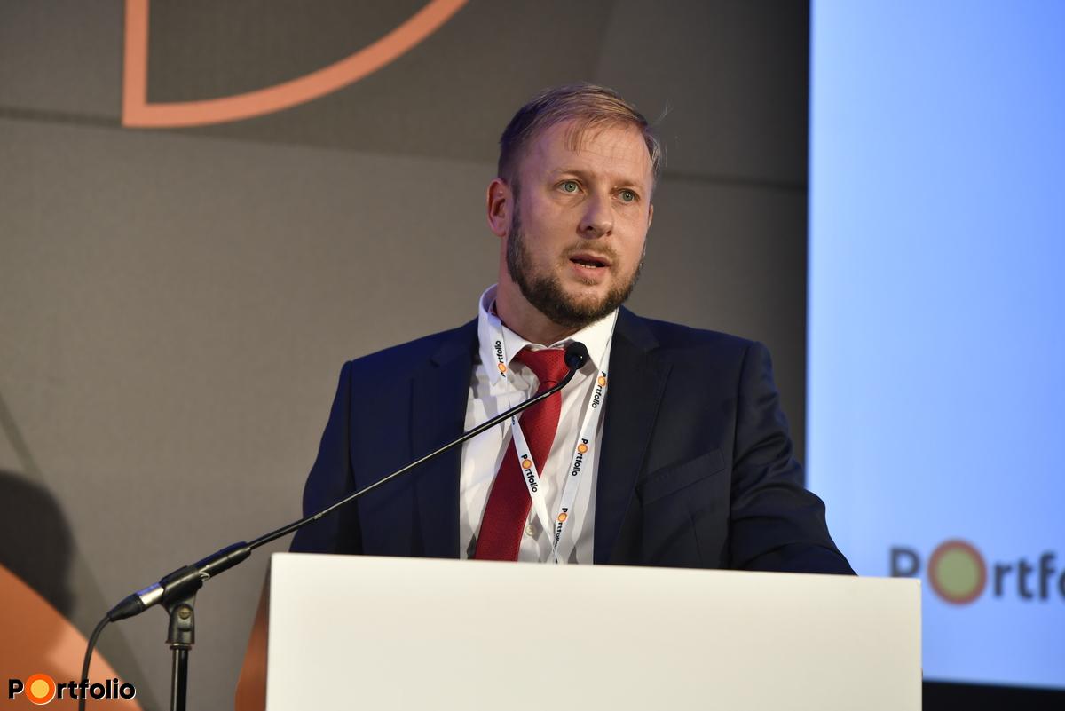 Kiss András, marketing és értékesítési igazgató, Budai Egészségközpont Kft.