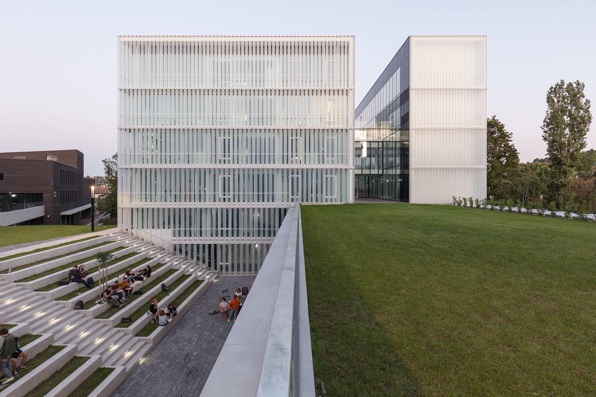 Fődíj középület, Csillag Katalin és Gunther Zsolt: MOME Campus