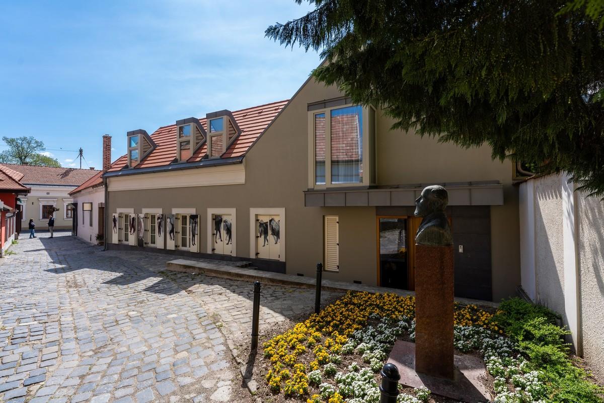 Terrán támogatói díj, Kocsis Barnabás, Kocsis Gáspár: Többlakásos társasház, Szentendre