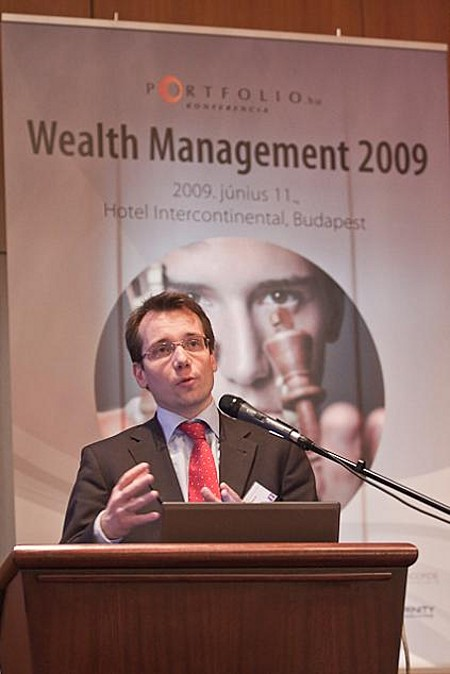 Dr. Radnai Márton (vezérigazgató, Ramasoft Adatszolgáltató és Informatikai Zrt.)