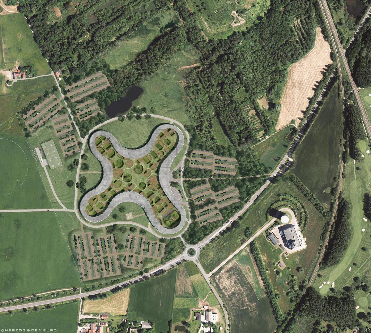 A legjobb tervezett megaprojekt: New North Zealand Hospital (Hilleroed, Dánia)