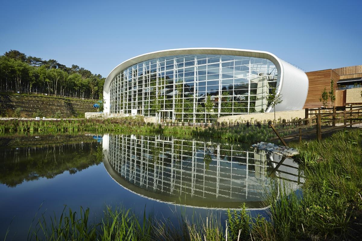 A legjobb hotel: Center Parcs Woburn Forest (Bedfordshire, Egyesült Királyság)