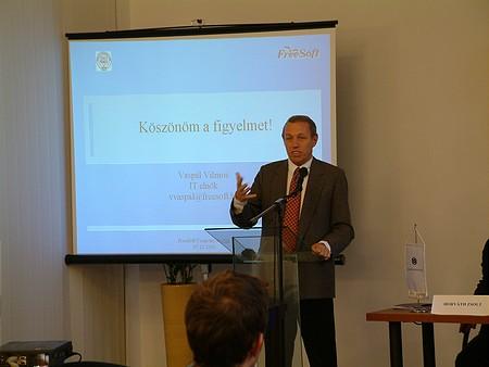 Móricz Gábor, a pénzügyi befektető