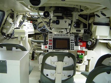 Másik tank belülről