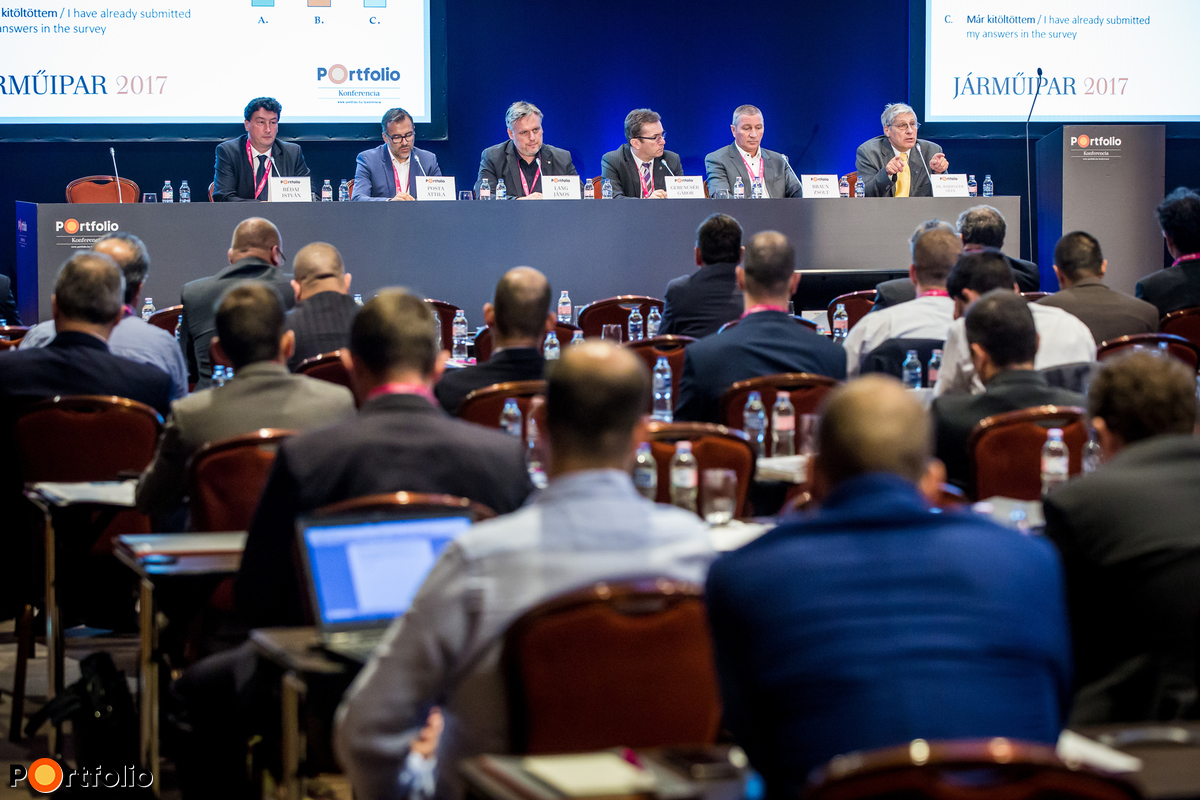 Panelbeszélgetés: Digitális fejlesztési tapasztalatok első kézből