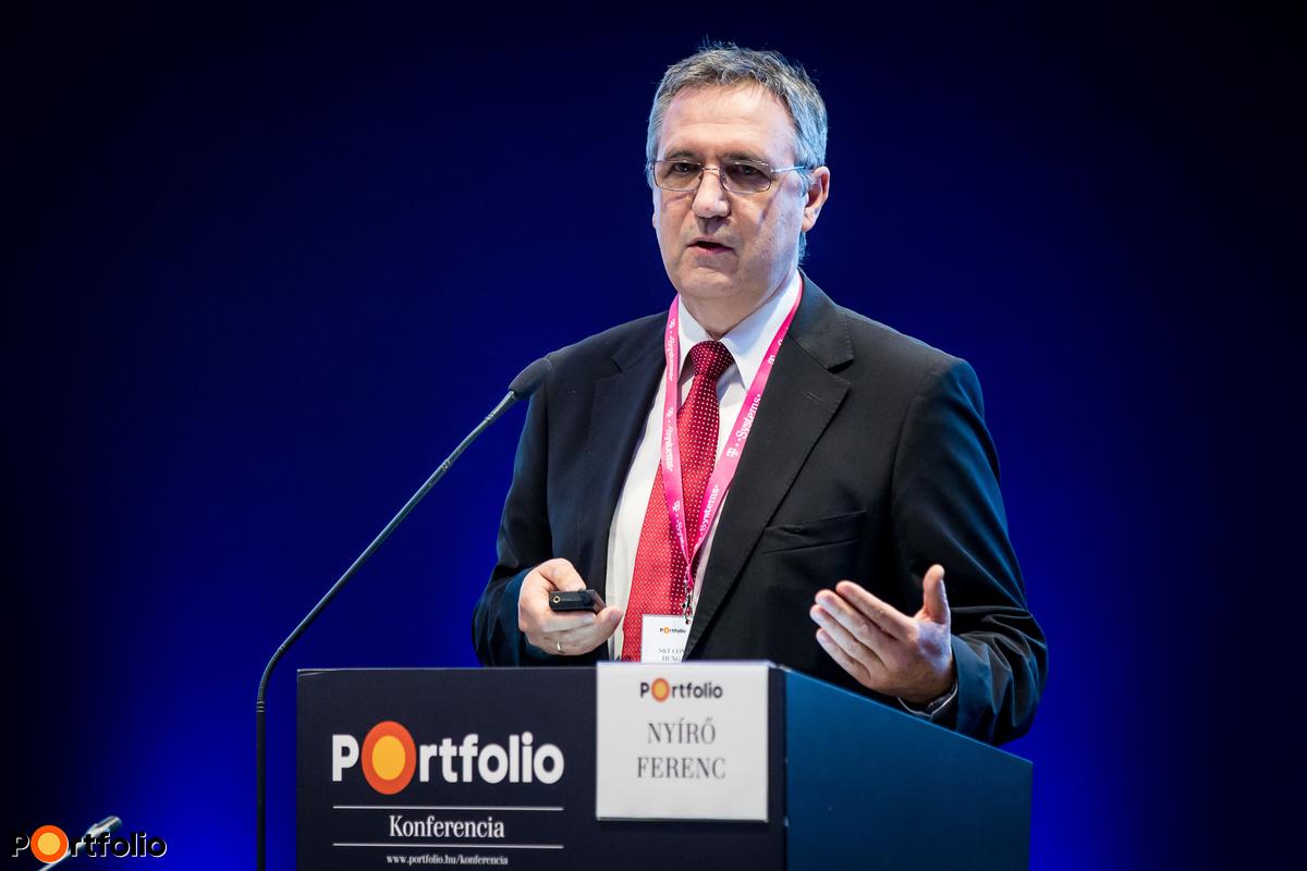 Nyírő Ferenc, PLM/CAD/CAM üzletág vezető, S&T Consulting Hungary Kft.