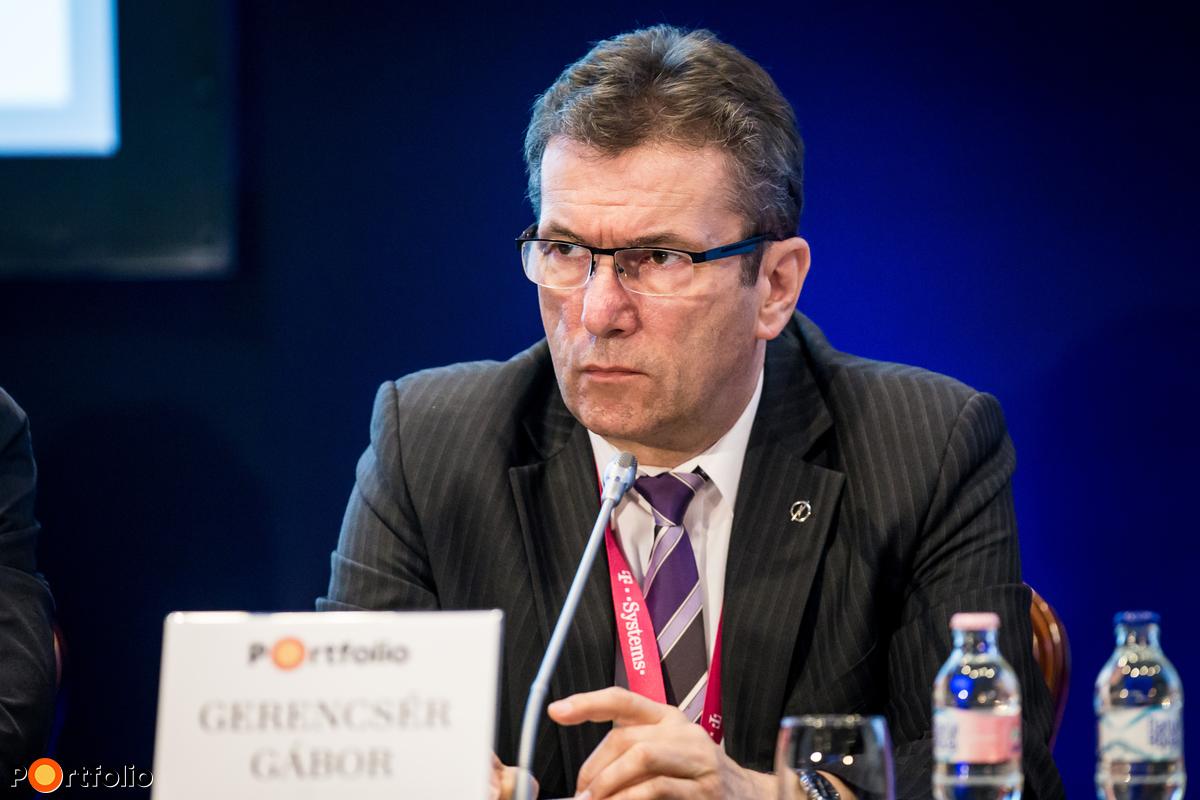 Gerencsér Gábor, termékbevezetési igazgató, Opel Szentgotthárd