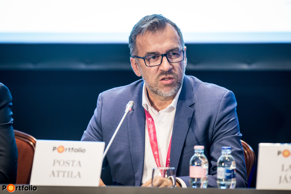 Posta Attila, Partner, T-Systems Magyarország