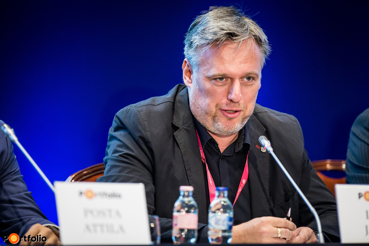 Lang János, alelnök, Flex Magyarország
