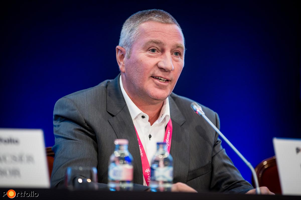 Braun Zsolt, műszaki igazgató, Nemak Győr Aluminiumöntöde Kft.