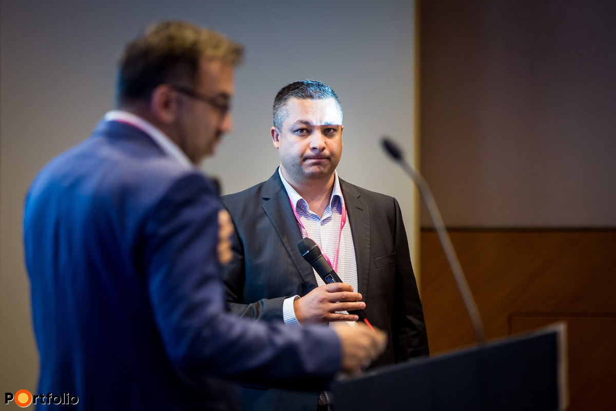 Virág Aladár, Business Operations Manager, T-Systems Magyarország