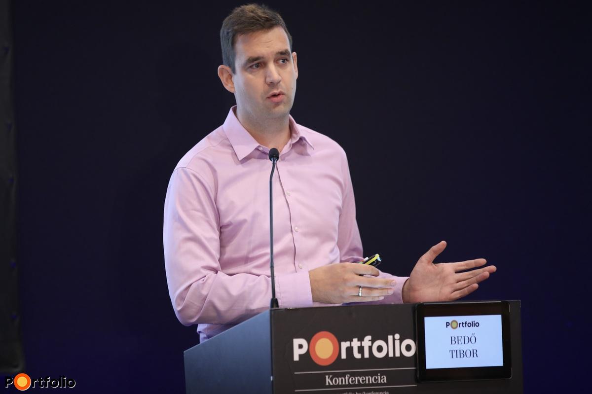 Bedő Tibor, alapító / CEO, Brokerchooser (Fotó: Stiller Ákos)