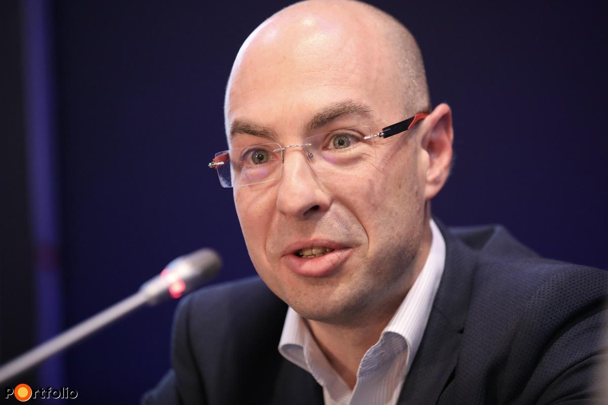 Kovács András, üzletfejlesztési igazgató, MediHelp
