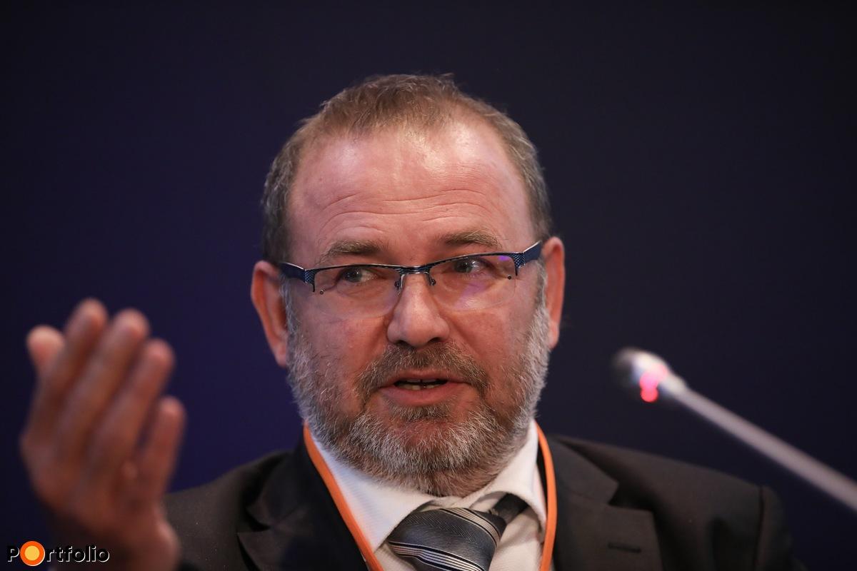 Lantos Csaba, tulajdonos, Róbert Károly Magánkórház
