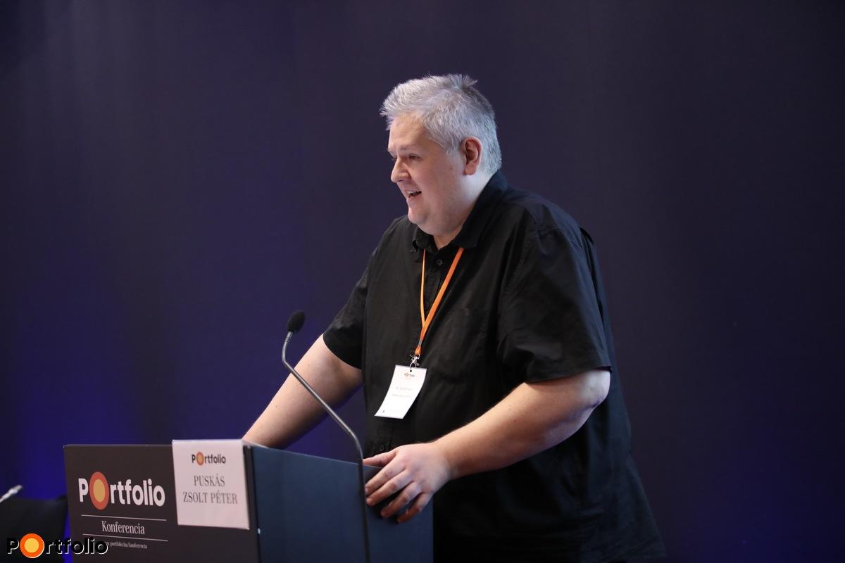 Puskás Zsolt Péter, ügyvezető, HC eXpert Kft.