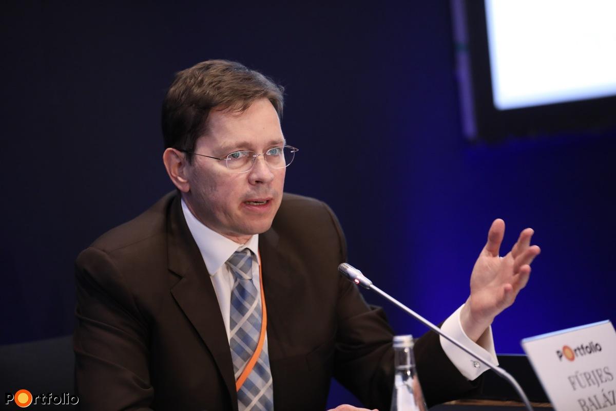 Fürjes Balázs, regionális igazgató, EIT Health Innostars