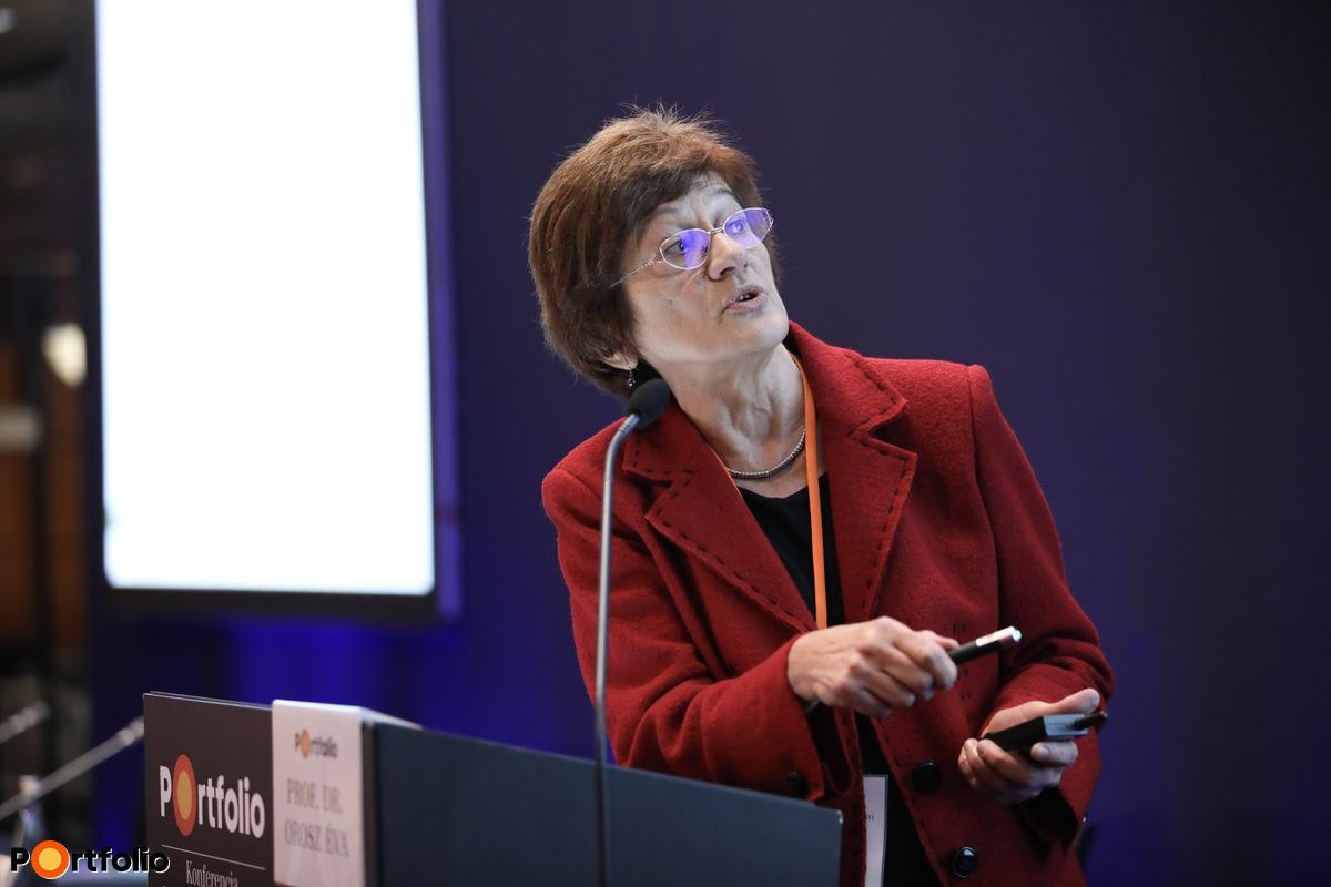Prof. Dr. Orosz Éva, egyetemi tanár, Szociálpolitika doktori program vezetője, ELTE Társadalomtudományi Kar