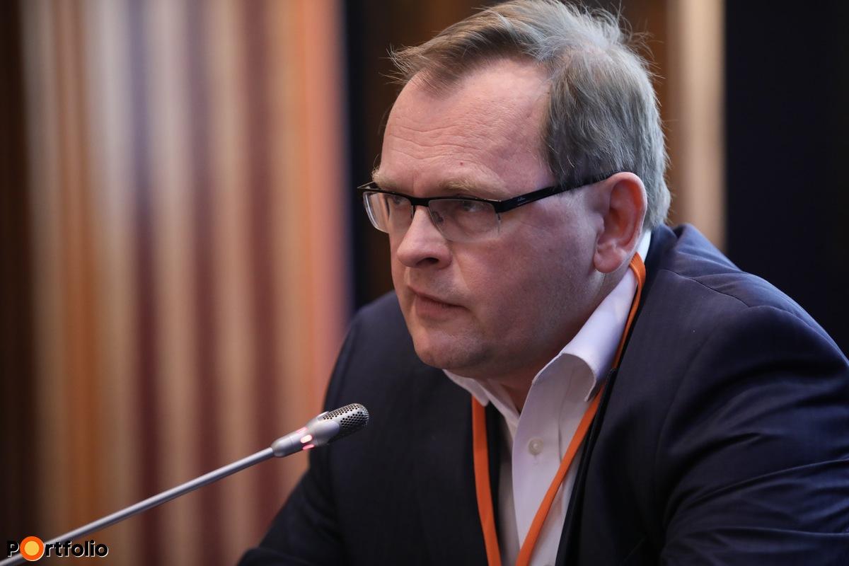 Zagyva Béla, ügyvezető igazgató, Magyarország, Nokia Solutions and Networks Kft.