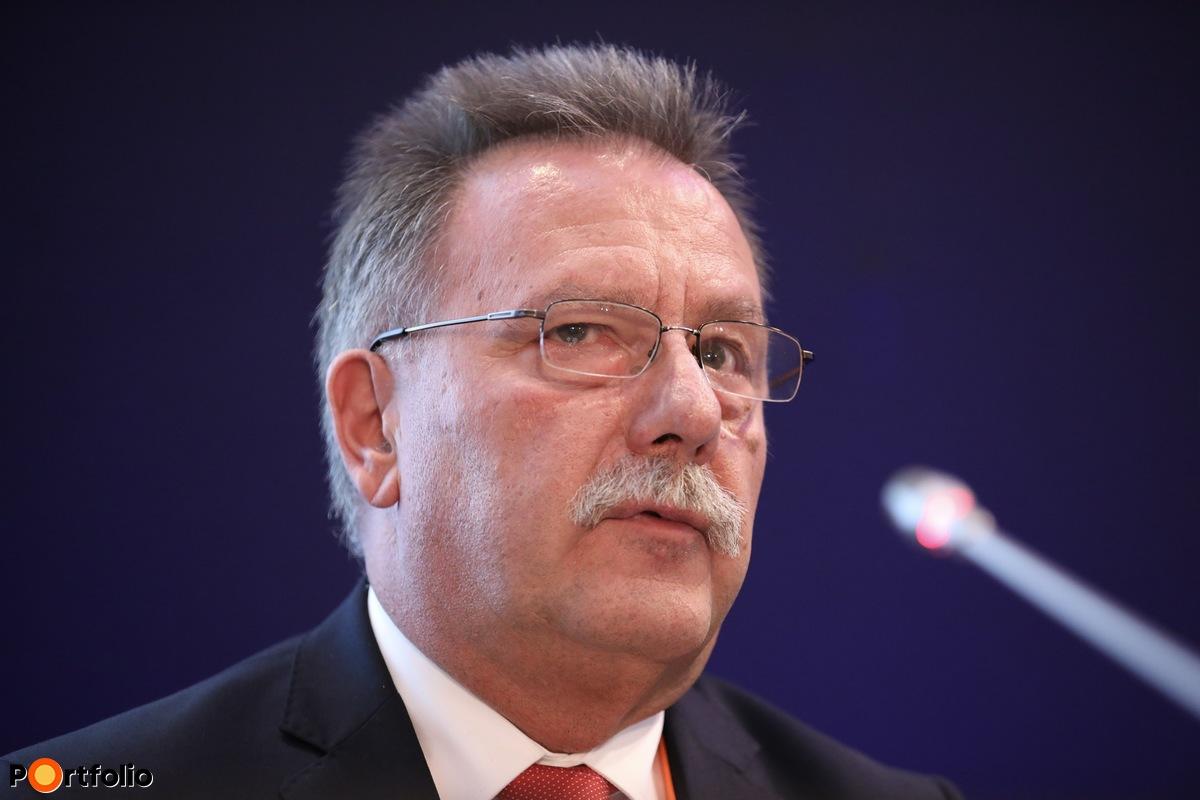 Studniczky Ferenc, ügyvezető igazgató, OTP Egészségpénztár