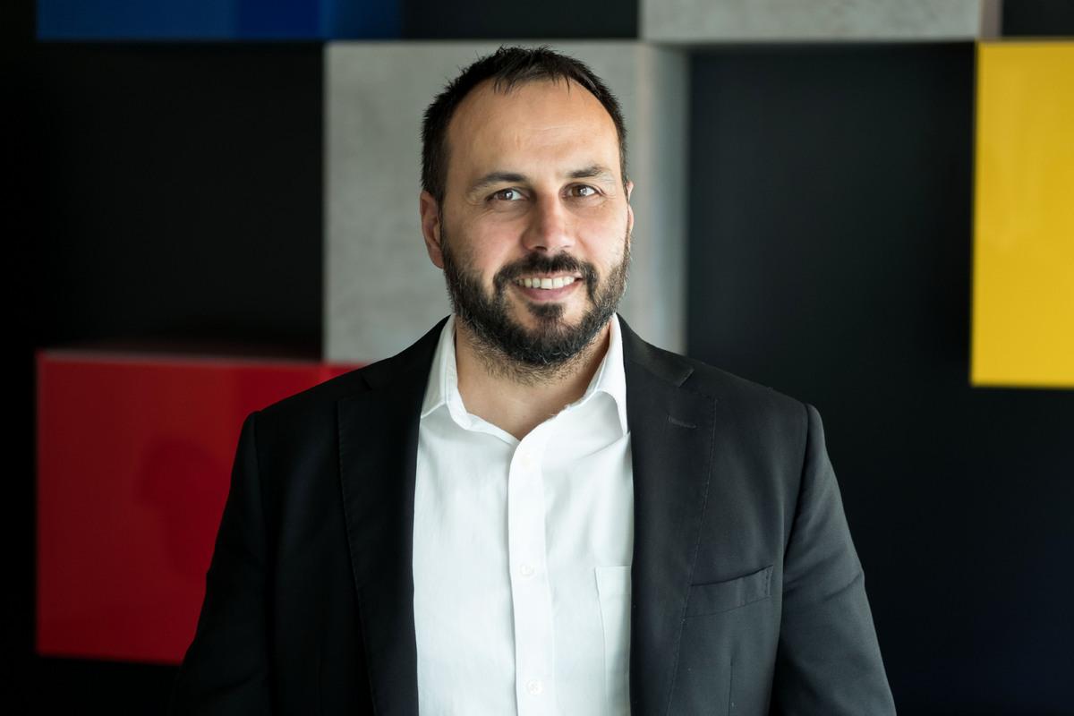 Bodnár Béla, a WUP ügyvezető igazgatója.