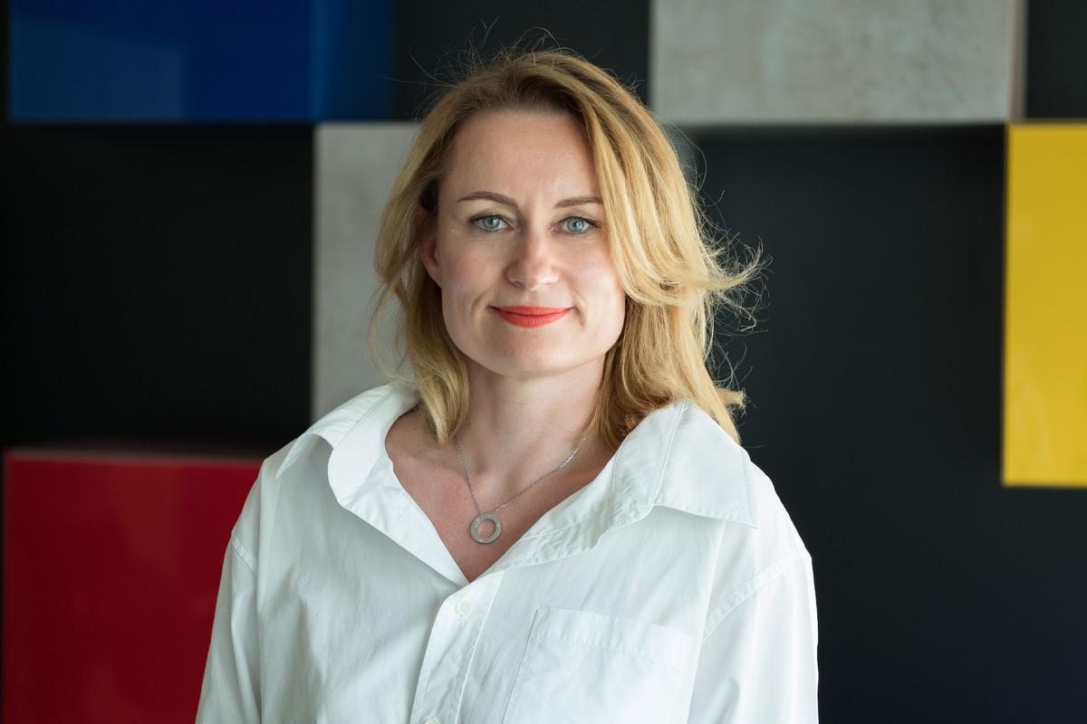 Kolozsvári Eszter, a WUP értékesítési igazgatója