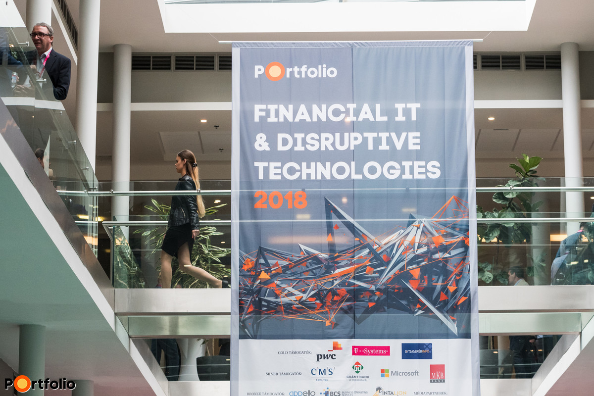 Financial IT and Disruptive Technologies 2018