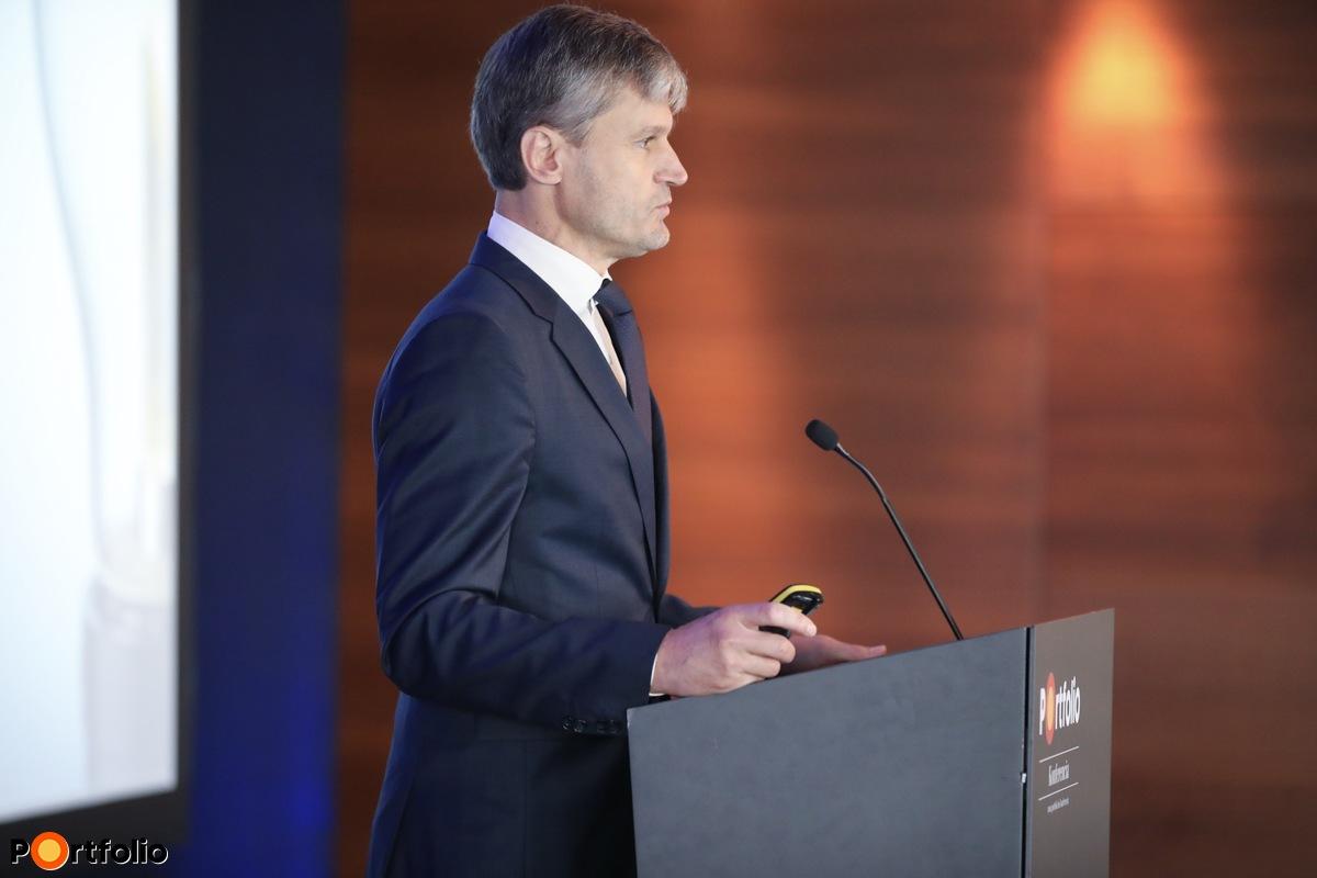 Ságodi Attila, partner, a KPMG kormányzati, infrastruktúra, energetikai és közüzemi ágazatokért felelős vezetője