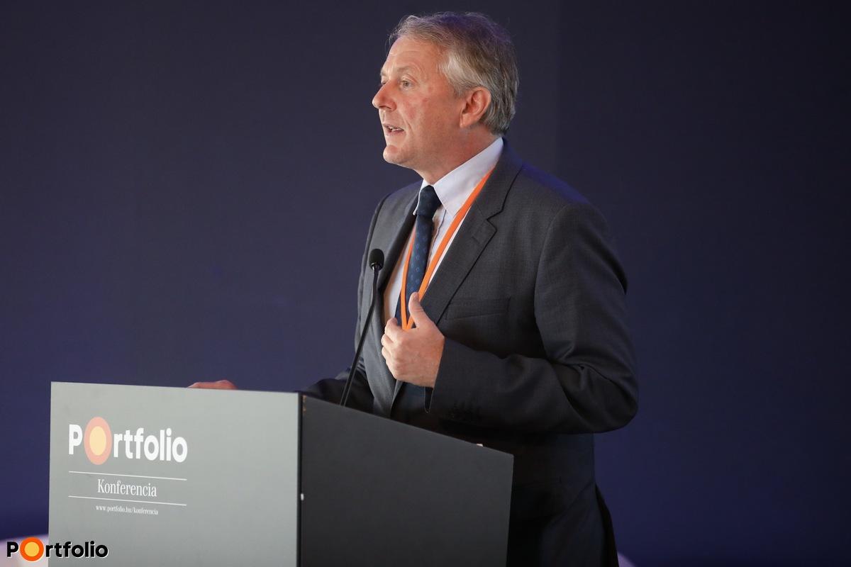 Kaderják Péter, energiaügyekért és klímapolitikáért felelős államtitkár, Innovációs és Technológiai Minisztérium
