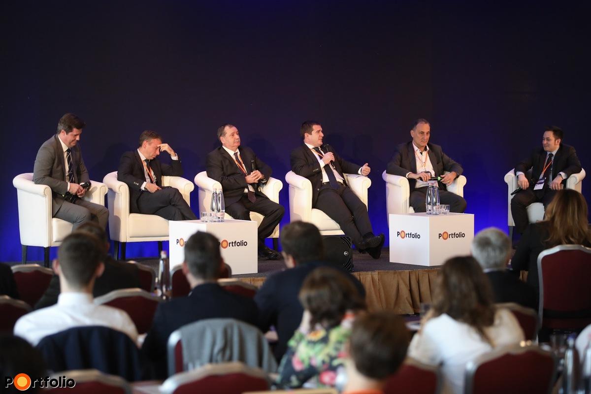 Panelbeszélgetés: Ellátás- és működési biztonság a hazai villamosenergia-szektorban
